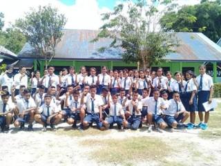 SMP Negeri 2 Umbu Ratu Nggay Barat