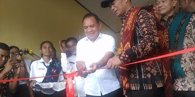 Nusa Tenggara Timur Memperoleh 5 Sekolah untuk Daerah 3T