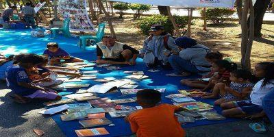 GGD Bersama Pegiat Literasi NTT Gelar Baca Buku Gratis dan 'Kencan Buku'