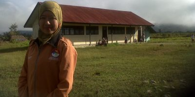 Sebagai SM-3T; Kutemukan Papua Mengajariku Pengabdian