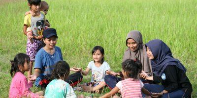 Menapak Jejak di Tanah Borneo