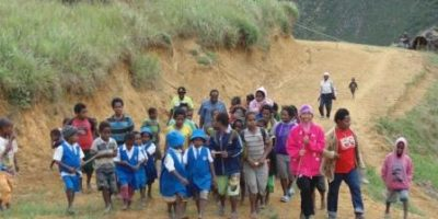Aku, Papua, dan Kenangan
