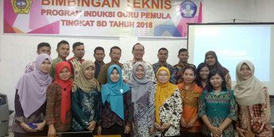 GGD Karimun Ikuti Program Induksi Guru Pemula