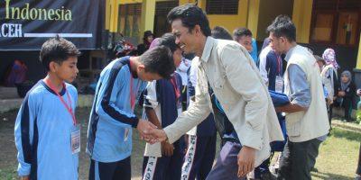 GGD Aceh Timur Berbagi Kepedulian